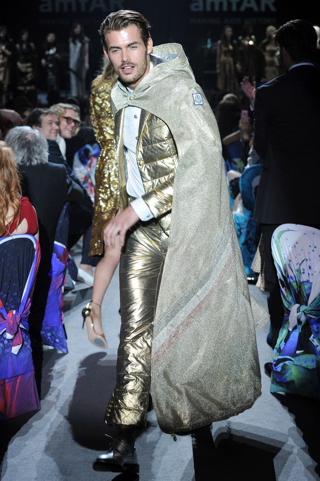 The Ultimate Gold Collection Fashion Show in Cannes Curated by Carine Roitfeld