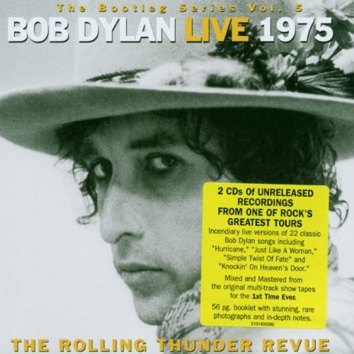 Bob Dylan Live 1975: the Rolling Thunder Revue: Bob Dylan: Amazon.co.uk: Music