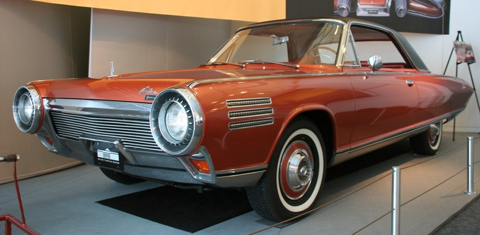 Chrysler Blog - Chrysler Turbine Car 'Really Resonated With People'