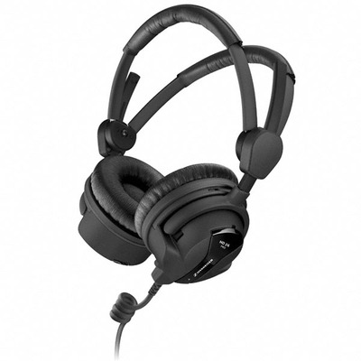 Sennheiser HD 26 PRO - Broadcast Studio Headphones - Stage, Recording, Sound - Switch off function - made for long Session