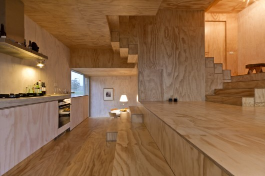 Stair House / Onix   ArchDaily