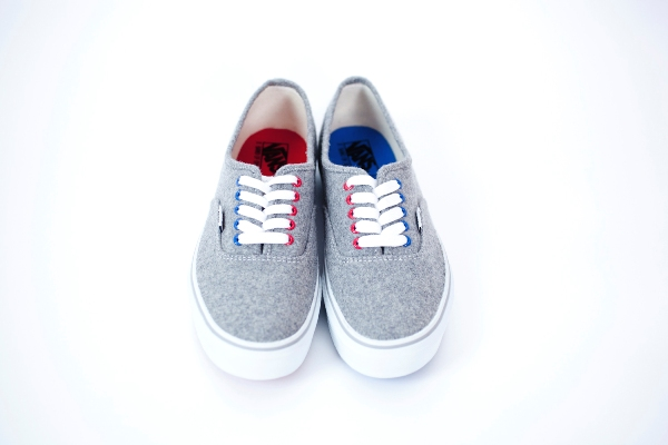 Band of Outsiders, VANS : Authentic