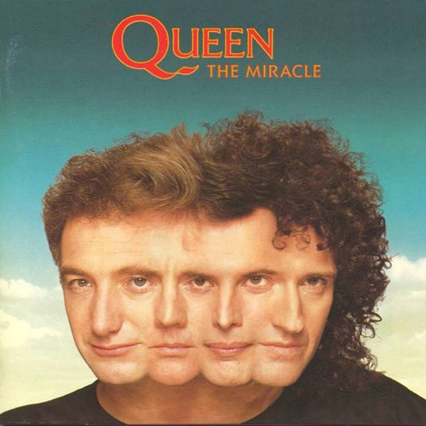 Queen - The Miracle at Discogs