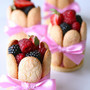 Berry Charlottes | Annie's Eats