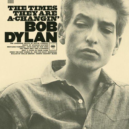 Amazon.co.jp: Times They Are A-Changin: Bob Dylan: 音楽
