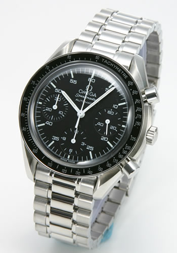 Rakuten: [Watch] [Watch] [Works] [gift wrapping gift _ _ Lok Lok Omega Speedmaster Automatic 3510.50 - Mens- Shopping Japanese products from Japan