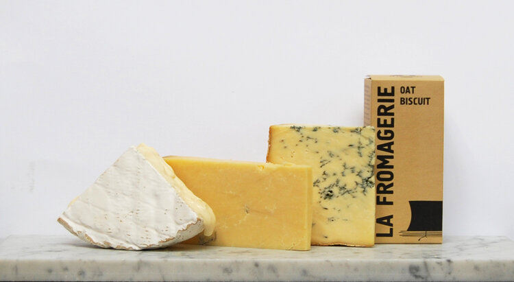 THE CLASSIC CHEESE BOARD — LA FROMAGERIE