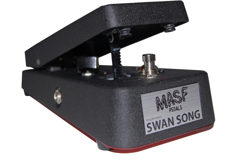 MASF Pedals Swan Song