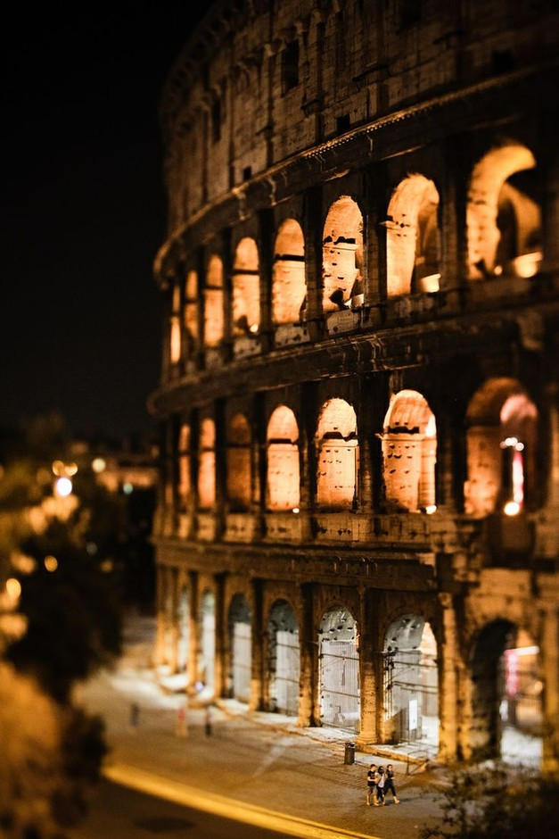 Night @ the Colosseum, Rome | Ciao...all things Italian