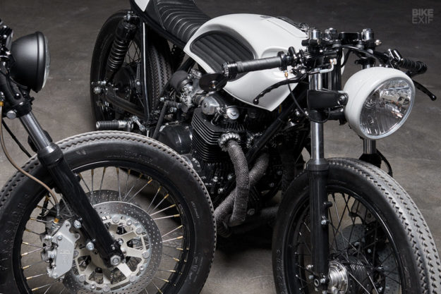 The Honda CB500 cafe racer that staved off bankruptcy   Bike EXIF