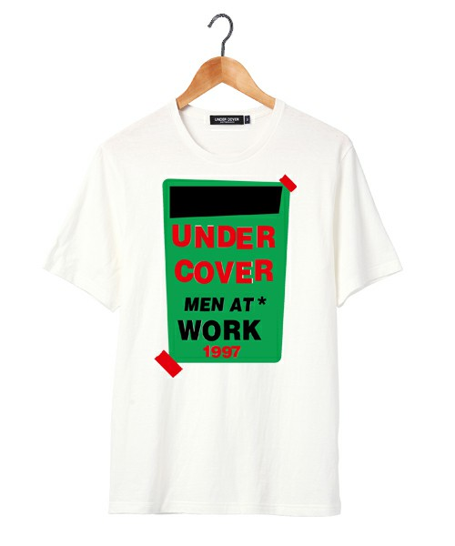 UNDERCOVER LIMITED / MEN AT WORK(Tシャツ・カットソー) - ZOZOVILLA