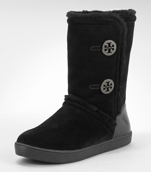 Ginger Shearling Boot | Womens Sale | ToryBurch.com