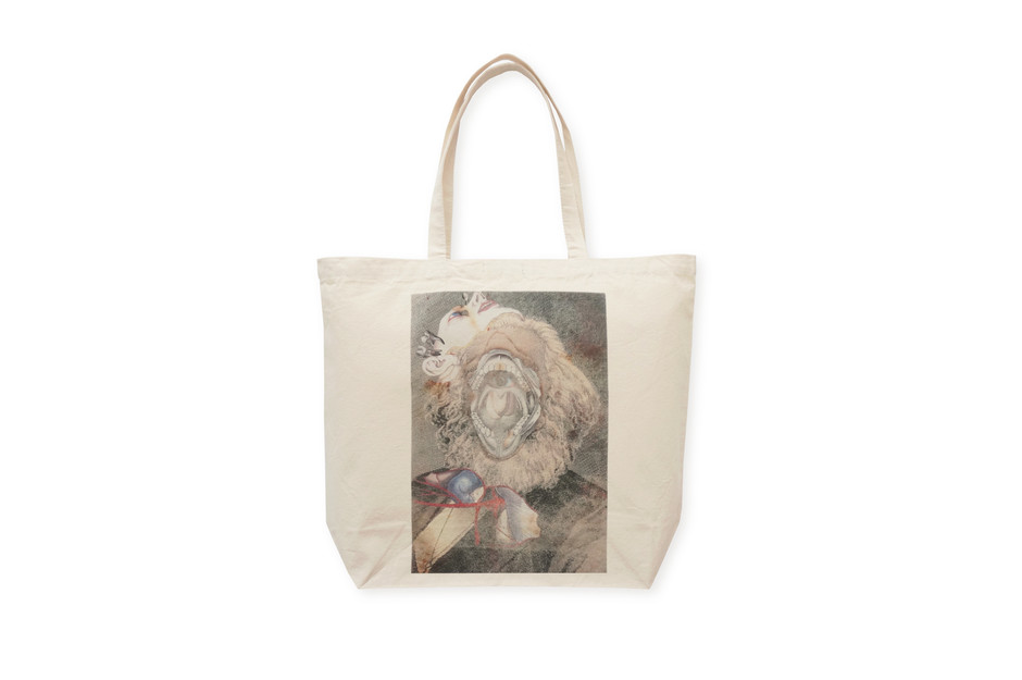 Marx collage Tote bag
