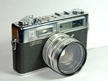 Yashica Electro 35 - Wikipedia, the free encyclopedia