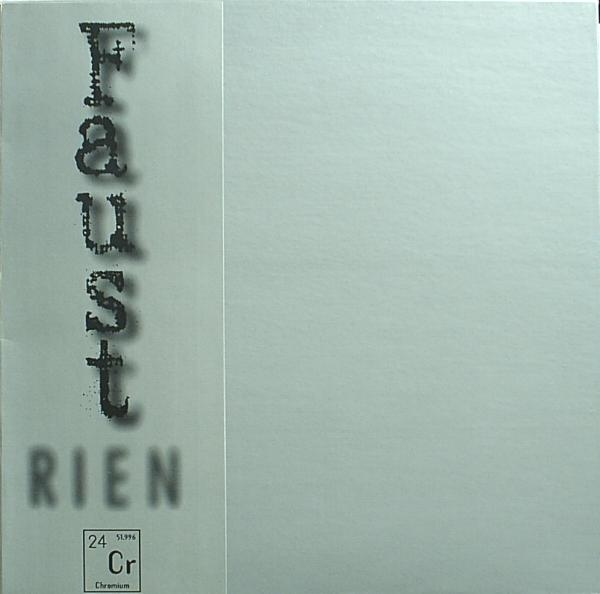 Faust - Rien at Discogs