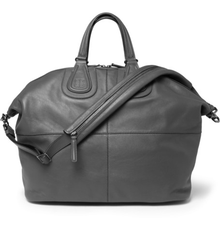 Givenchy Nightingale Leather Holdall Bag | MR PORTER