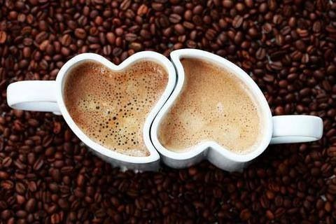 Coffee for me and you.. | Hearts
