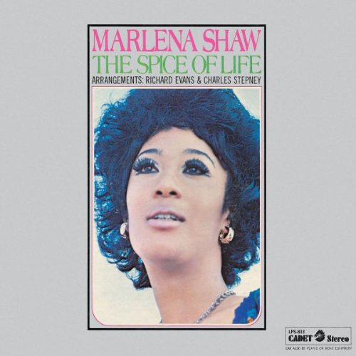 Amazon.co.jp: The Spice Of Life: Marlena Shaw: 音楽