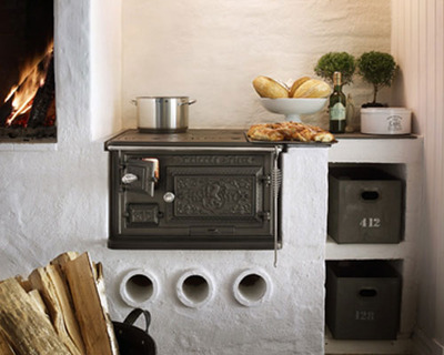 A bouquet of Pikake | b-undt: magweno: This wood burning stove is...