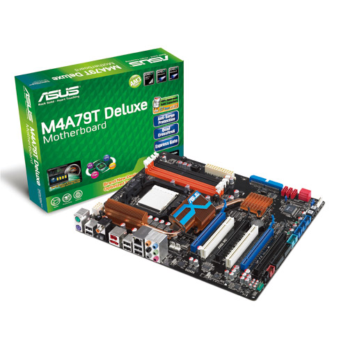 ASUS - Motherboards- ASUS M4A79T Deluxe