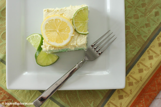 inspired by charm: Make This Margarita Cake Your Summer Party's Centerpiece