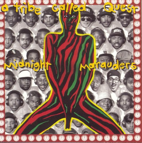 Amazon.co.jp: Midnight Marauders: Tribe Called Quest: 音楽
