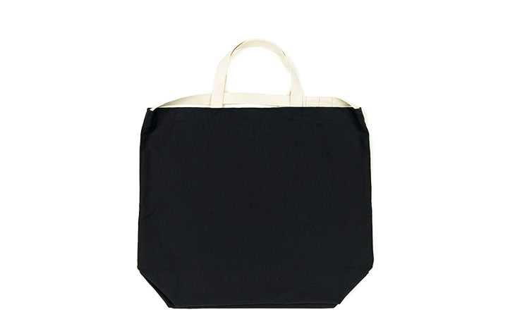ENGINEERED GARMENTS/LOFTMAN別注 Tote Bag-Black