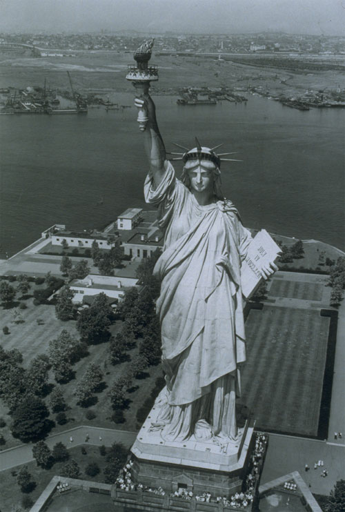 Statue of Liberty Picture Gallery — Images of the Statue of Liberty