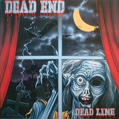 DEAD END / DEADLINE (1986) - ROCK AND ROLL OUTLAWS - Yahoo!ブログ