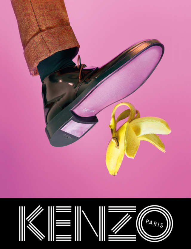 Kenzo 2013 Fall/Winter Campaign by TOILETPAPER   Hypebeast