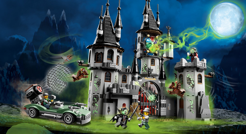 LEGO.com Monster Fighters : Products - Products - 9468