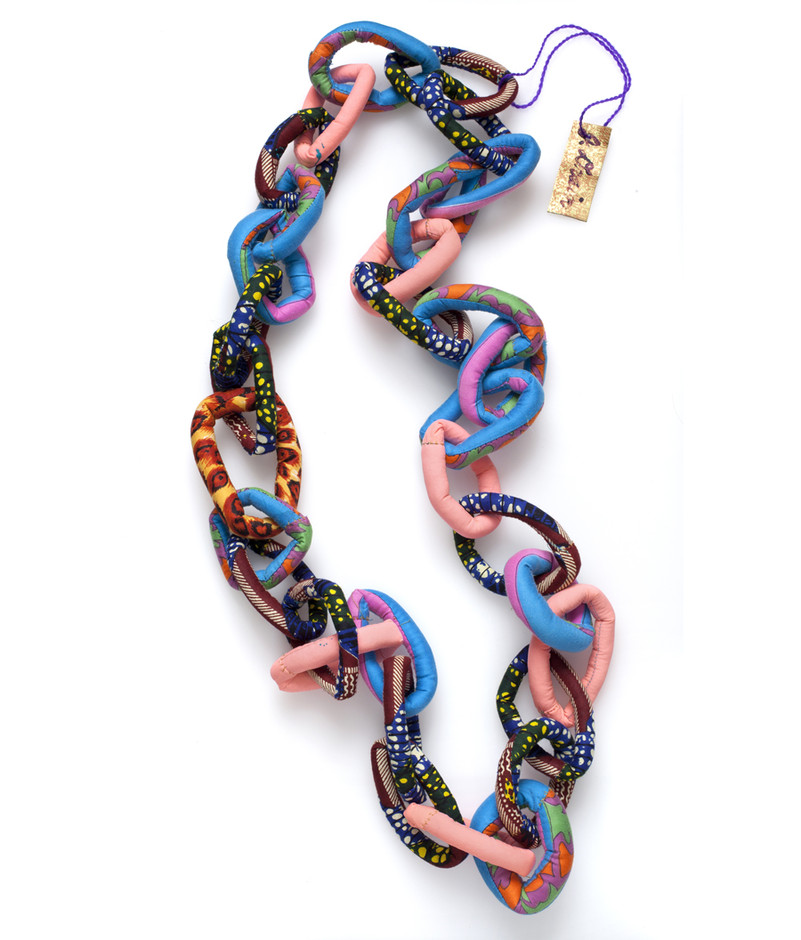 Chain Scarf – Sight Unseen