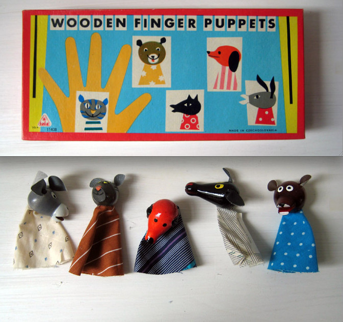 mieke willems — fingerpuppets