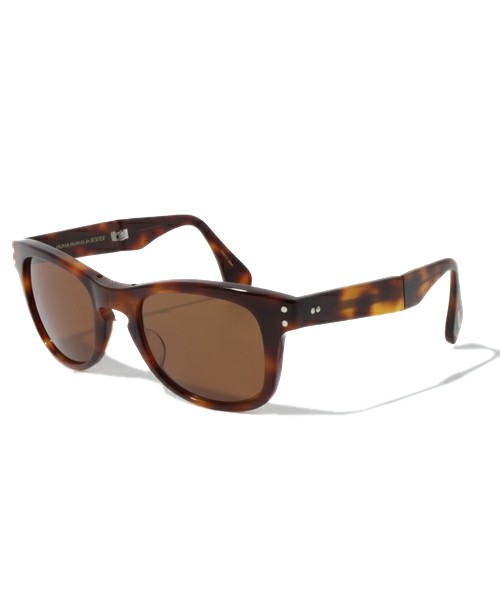 OLIVER PEOPLES for PORTER / FOLDING SUNGLASSES WITH SLEEVE(サングラス)|PORTER(ポーター)のファッション通販 - ZOZOTOWN