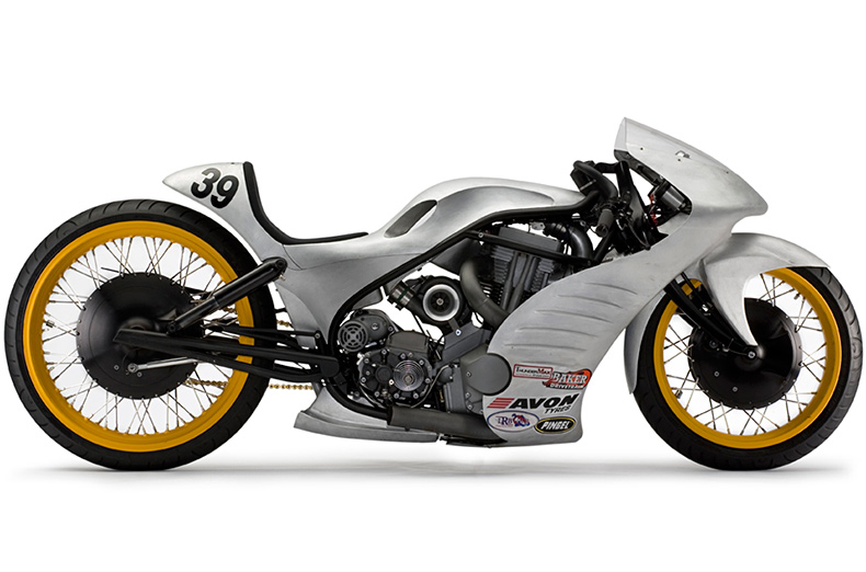 Goldmember by Goldammer Cycle Works | Silodrome
