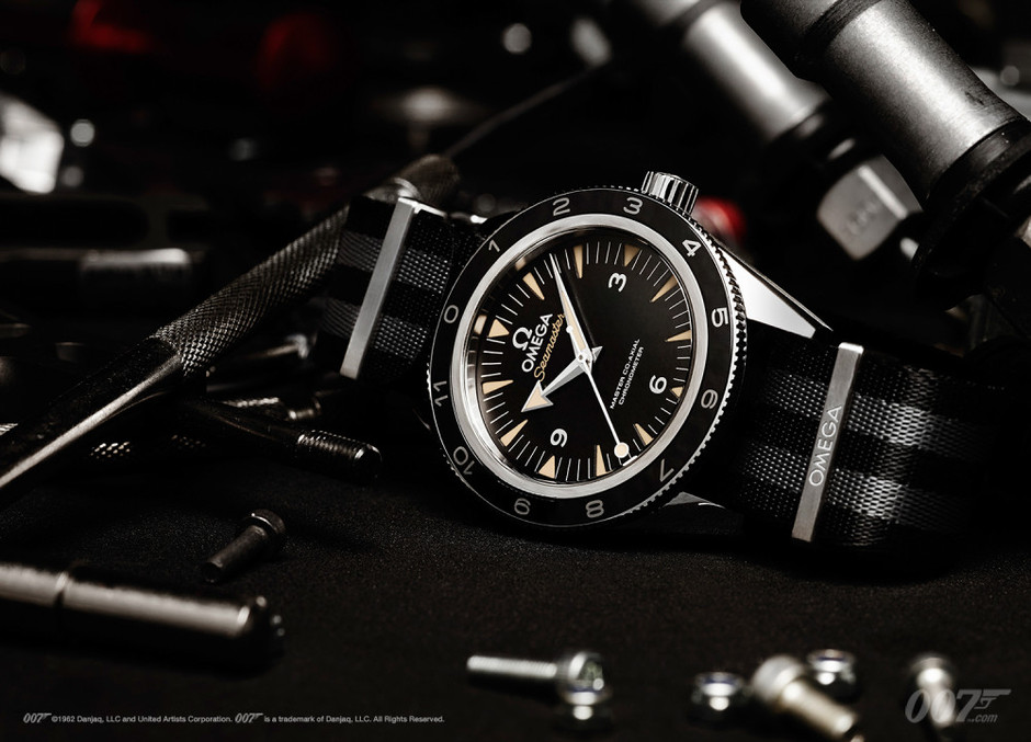 "The Official James Bond 007 Website | OMEGA Seamaster 300 ""SPECTRE"" Limited Edition"