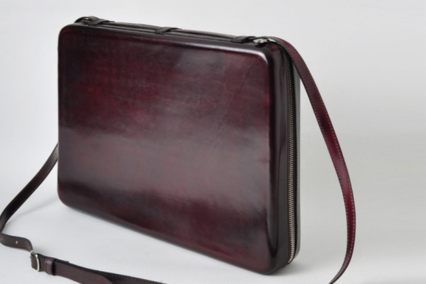 Maison Martin Margiela Leather Laptop Case | Hypebeast