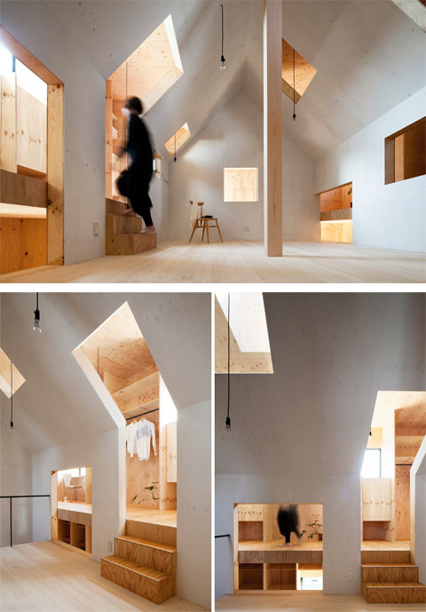 The Ant House: Double Structure – Double Pleasure | Busyboo Design Blog