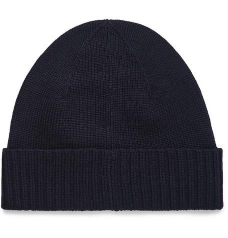 Polo Ralph Lauren - Embroidered Wool Beanie