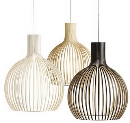 Secto Lamps By Seppo Koho at DecoJournal