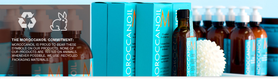 MOROCCANOIL - Our Products