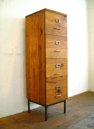 LIBRARY HIGH CHEST