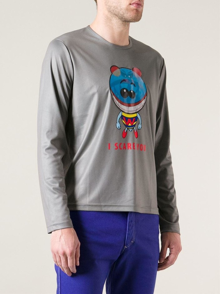 Walter Van Beirendonck Vintage I Scare You Tシャツ - House Of Liza - Farfetch.com