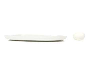 Oval / Ronan & Erwan Bouroullec / Dinner Plate - craft_one | webshop