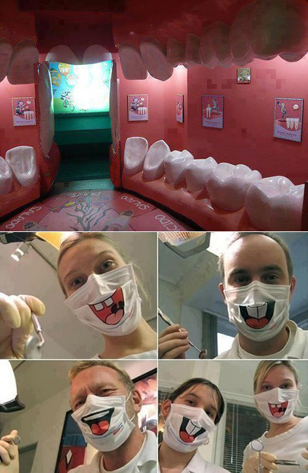 You Won't Believe This is a Real Dental Office - TechEBlog