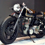 Matchless Cafe Racer by Studio Motor ~ Return of the Cafe Racers
