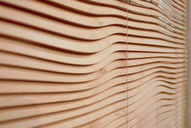 Fancy - Kontuur Window Blinds by Helena Karelson