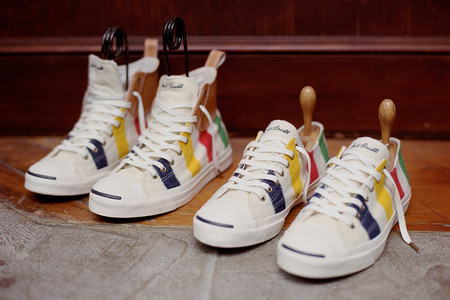 1013bc268ebd Hudson s Bay Company x Converse 2013 Jack Purcell Collection