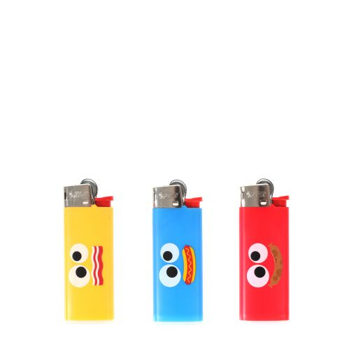 DARCEL x BIC x COLETTE - 3 Lighter Set - colette
