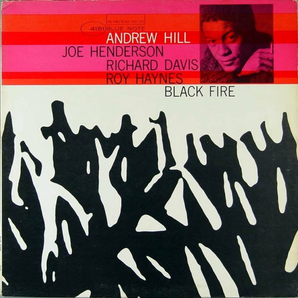 Andrew Hill - Black Fire at Discogs